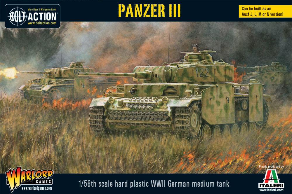 German Panzer III image