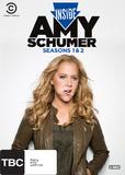 Inside Amy Schumer - Season 1-2 DVD
