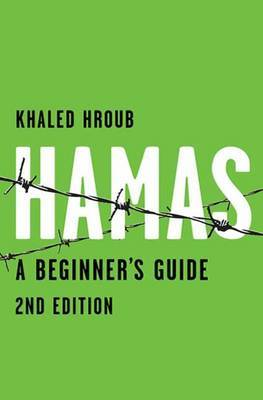 Hamas by Khaled Hroub