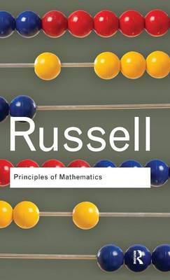 Principles of Mathematics by Bertrand Russell image