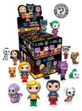 DC Heroes & Pets - Mini Vinyl Figure (Blind Box)