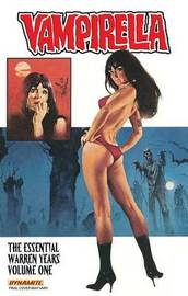 Vampirella: The Best of the Warren Years by Archie Goodwin