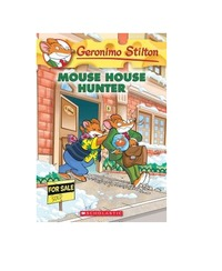 Mouse House Hunter (Geronimo Stilton #61) by Geronimo Stilton