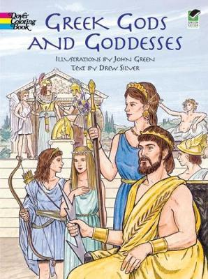 Greek Gods and Goddesses by John Green image