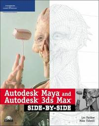 Maya and 3ds Max Side-by-side by Les Pardew image