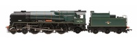 Hornby: Late BR 4-6-2 'Trevone' '34096', West Country Class