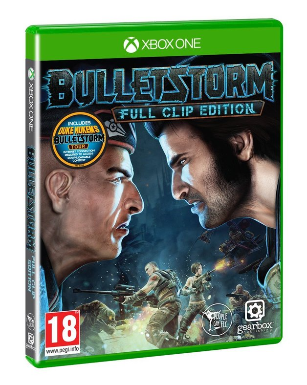 Bulletstorm: Full Clip Edition for Xbox One
