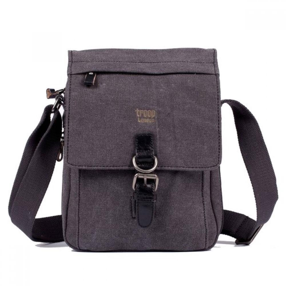 Troop London Classic Shoulder Bag - Black image