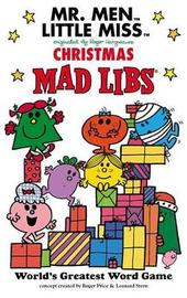 Mr. Men Little Miss Christmas Mad Libs by Mad Libs