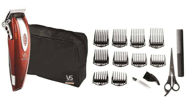 VS Sassoon for Men IPro Intensive Clippers for Hair & Body