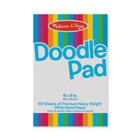 Melissa & Doug: Doodle Paper Pad