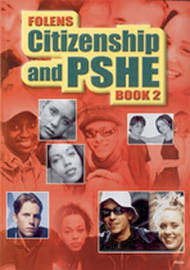 Secondary Citizenship & PSHE: Student Book Year 8 by Stephanie Yates image