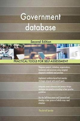 Government Database Second Edition by Gerardus Blokdyk image