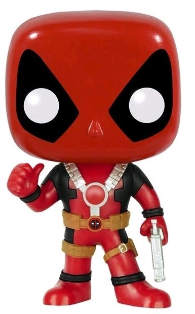 Deadpool - Thumbs Up Pop! Vinyl Figure