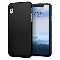 Spigen: Thin Fit for iPhone XR - Black