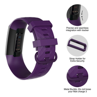 OEM Band For Fitbit Charge 3 - Large