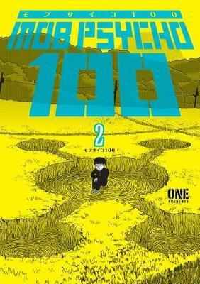 Mob Psycho 100 Volume 2 by One