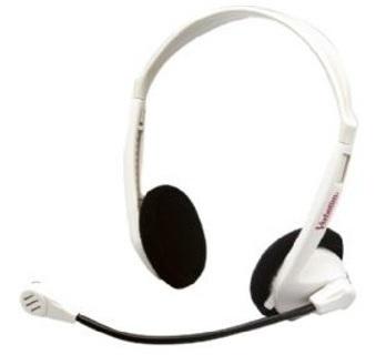 VERBATIM Multimedia Headset with Microphone image