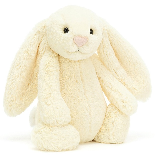 Jellycat: Bashful Buttermilk Bunny - Medium Plush