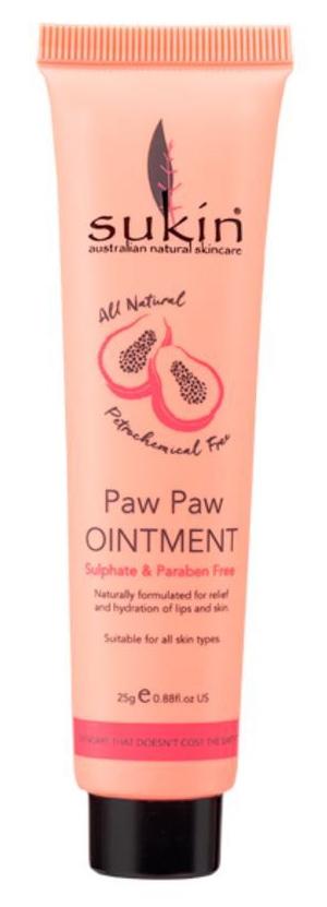 Sukin Paw Paw Ointment (25ml) image