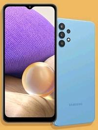 Samsung Galaxy A32 5G Dual (128GB/8GB RAM) - Awesome Blue