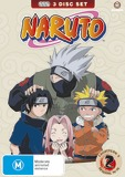 Naruto (Uncut) Collection 02 (Eps 14-25), DVD