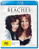 Beaches on Blu-ray