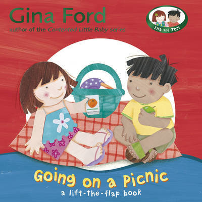 Going on a Picnic: A Lift-the-flap Book by Gina Ford