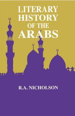 Literary History Of The Arabs by Reynold A Nicholson image