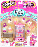 Shopkins: Food Deluxe Pack - Cupcake Collection
