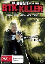 The Hunt For The BTK Killer on DVD