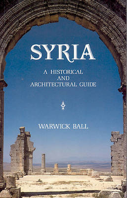 Syria by Warwick Ball image