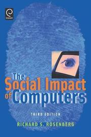 The Social Impact of Computers by Richard S. Rosenberg image