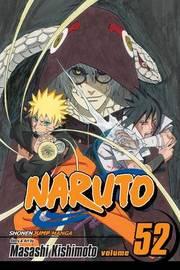 Naruto, Vol. 52 by Masashi Kishimoto