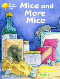 Oxford Reading Tree: Levels 8-11: Jackdaws: Pack 3: Mice and More Mice by Mike Poulton image