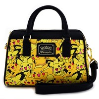 Loungefly: Pokemon Pikachu & Pichu - Duffle Bag