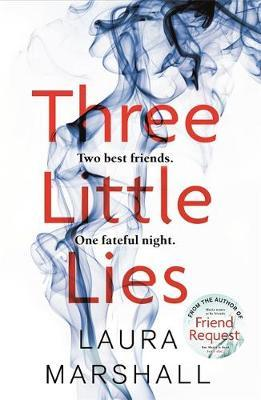 Three Little Lies by Laura Marshall image
