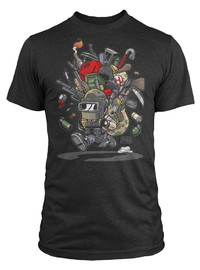 PUBG Looted Premium Tee (Medium)