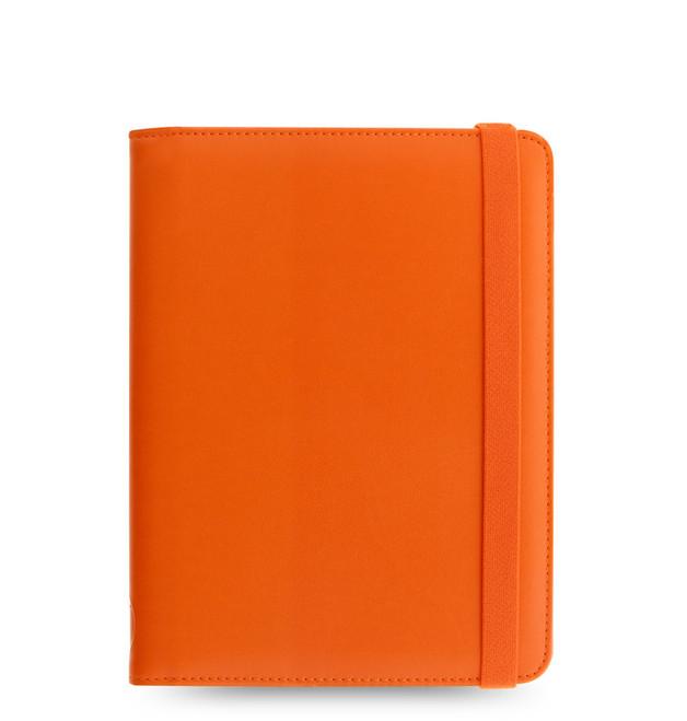 Filofax: Metropol Elastic Small Tablet Case - Orange