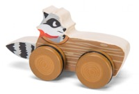 Le Toy Van: Woodland Racer - Raccoon