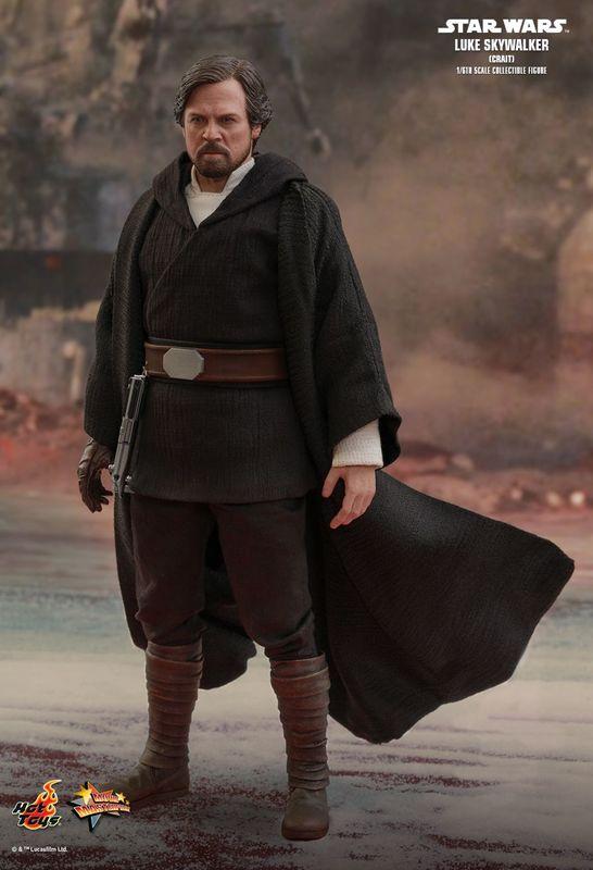 "Star Wars: Luke Skywalker (Crait Ver.) - 12"" Articulated Figure"
