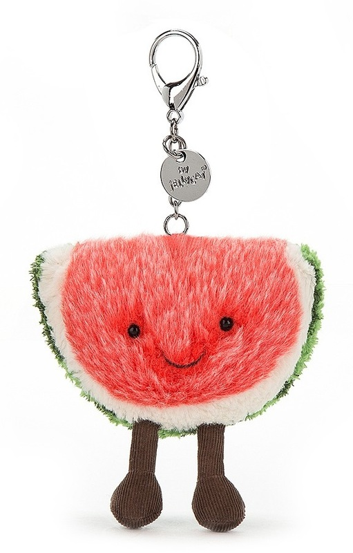 Jellycat: Amuseable Watermelon - Bag Charm