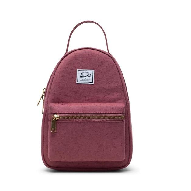 Herschel Supply Co: Nova Mini Backpack - Deco Rose Slub