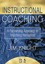 Instructional Coaching by Jim Knight image