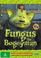 Fungus The Bogeyman on DVD