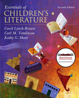 Essentials of Children's Literature by Carl M Tomlinson image