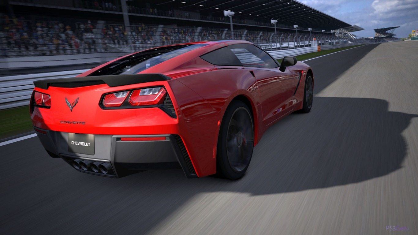 Gran Turismo 6 for PS3 image
