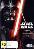Star Wars IV, V, VI (Original Trilogy) on DVD