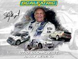 Scalextric Stig Blomqvist Rally Legend 1/32 Slot Car Set