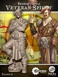 Guildball: Veteran Spigot
